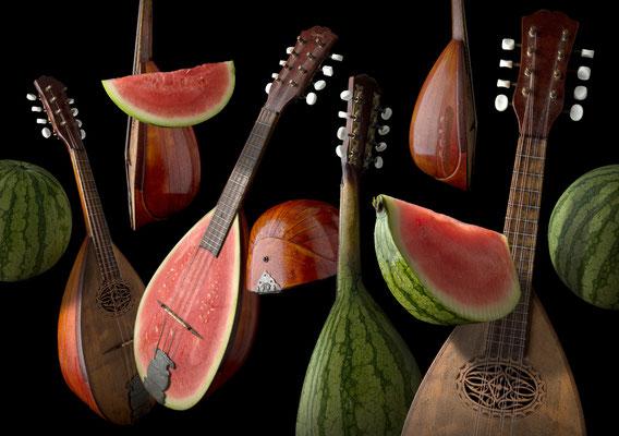 Mandolina Melona  · Copyright by Olaf Bruhn
