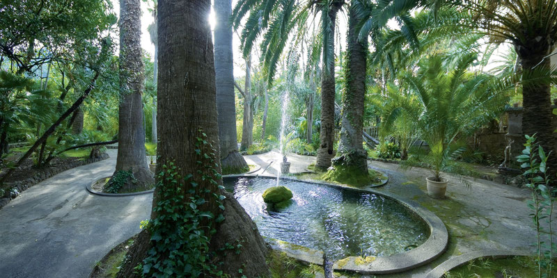 Arabische Gärten, Alfabia