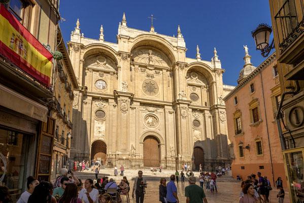 Granada, Andalusien