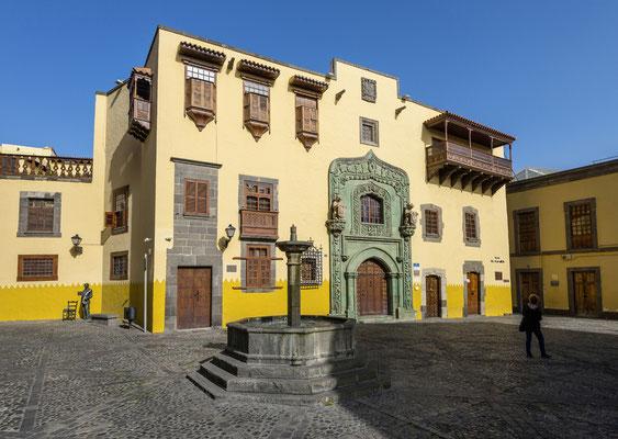 Casa de Colón (Kolumbus-Haus), Las Palmas