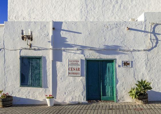 Teguise, Fundacion Cesar Manrique