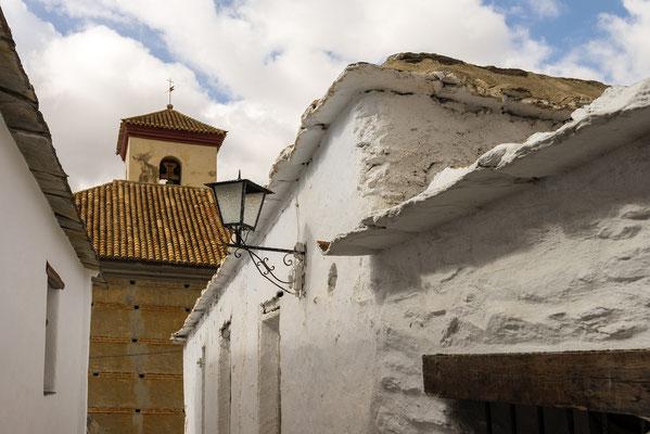 Vejer de frontera, Andalusien