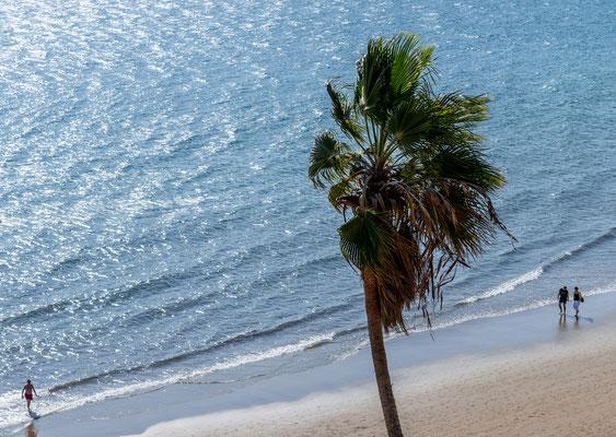 Strand bei San Augustin