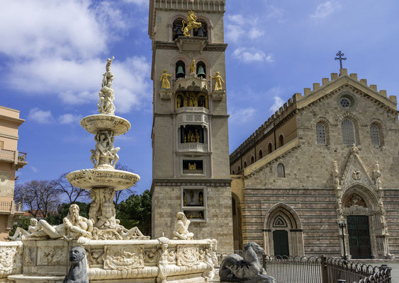 Kathedrale Maria Santissima Assunta, Messina