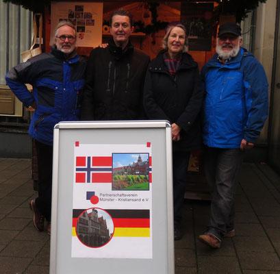 Jürgen Stockel / Dr. Klaus Völker / Ursula Diestelhorst / Gunther Thieme