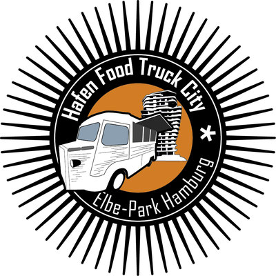 "El Gordito GmbH - Logo ""Food Truck City"""