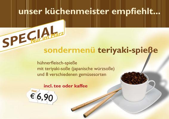 Bok Restaurants Hamburg - Sondermenü Angebot