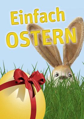 BLUME2000 - P.O.S.-Werbung Ostern - A0 Plakat
