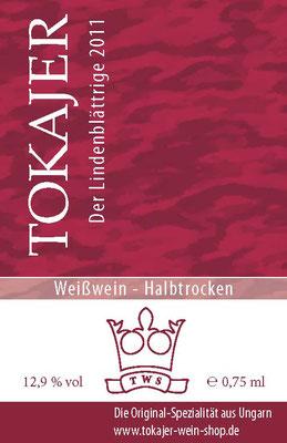 Tokajer :: Etiketten für Jahres-Reinweine