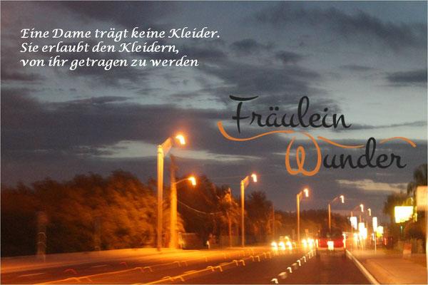 Spruch Fräulein Wunder 2
