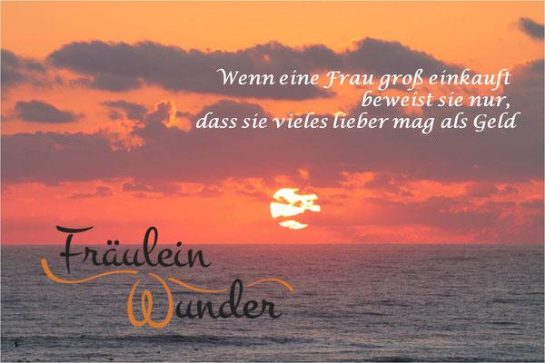 Spruch Fräulein Wunder 1