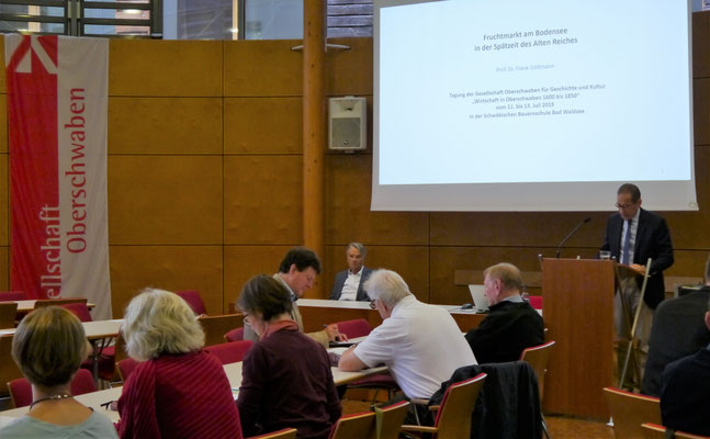 Vortrag Prof. Dr. Göttmann_Moderation Prof. Dr. Gerhard Fouquet