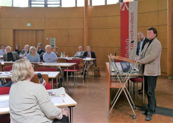 Vortrag Dr. Edwin Ernst Weber