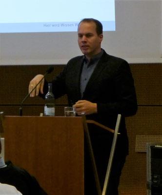 PD Dr. Magnus Ressel