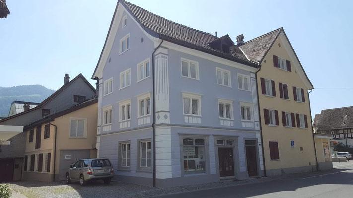 Fassadenrenovation 2019