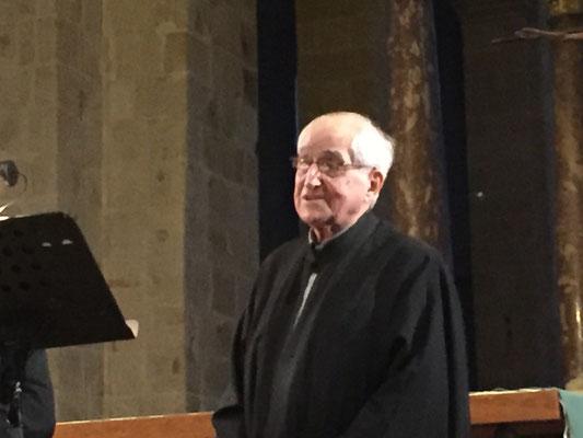 Le Père Michel Fahmé