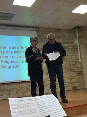 Josette et Marc Drouet