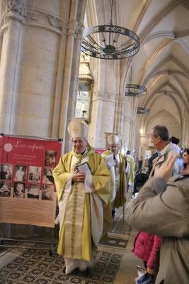 Mgr Jacques Benoit-Gonnin, évêque de Beauvais