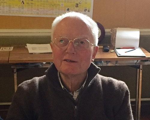P. Pierre Carrelle, ancien professeur à Saint François de Sales