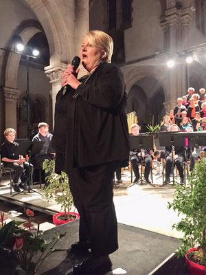 Splendide concert dirigé par Mme Neaufle.