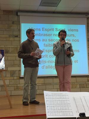 Thierry Lepecq et Agnès Bedel