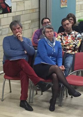 Dominique et Anne font partie depuis de longues années du CPM pour le pays d'Alençon