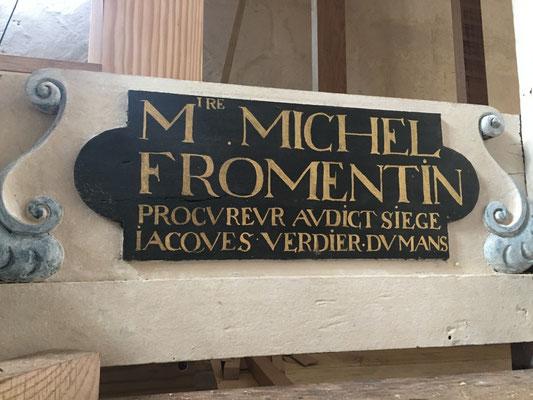 un procureur du Mans (Maître Michel Fromentin)