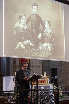 Conférence du P. Thierry Hénault-Morel, récent auteur d'un livre sur Louis et Zélie Martin