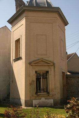 Le Pavillon, où Louis Martin aimait venir se détendre