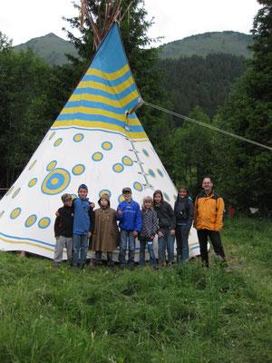 Mondcyklen-Tipi-Gruppe