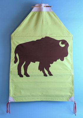 Büffel (Bison) - Norden