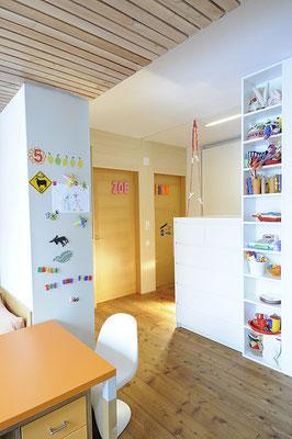 Spielzimmer <br> © Foto Sandra