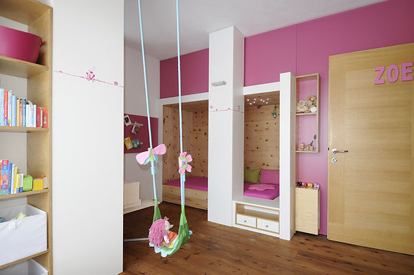Kinderzimmer <br> © Foto Sandra