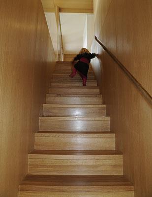 Treppe <br> © Foto Sandra