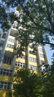 Tabeas Wohnhaus