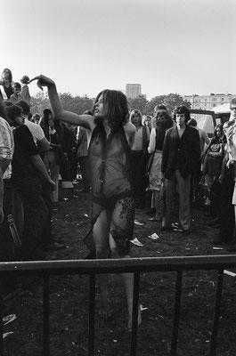 Hydepark, London, 1970