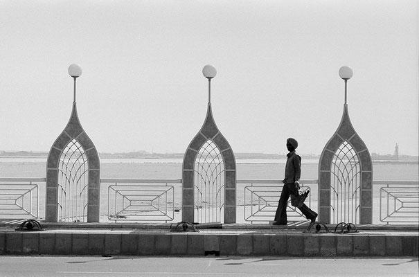 Mussafah Bridge, Abu Dhabi, 1979