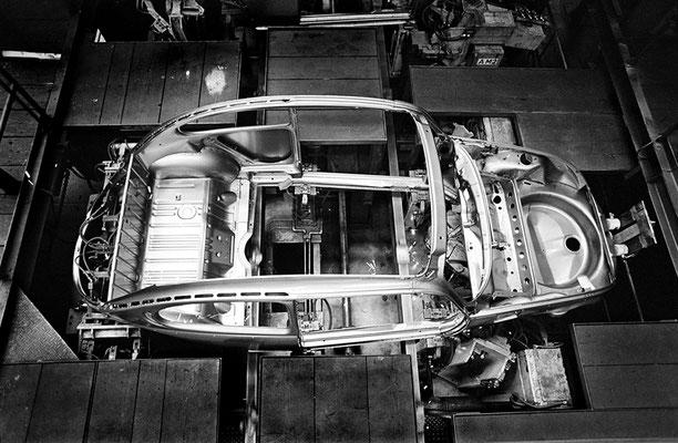 Volkswagen, Wolfsburg, 1971