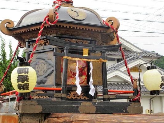 東町の神輿