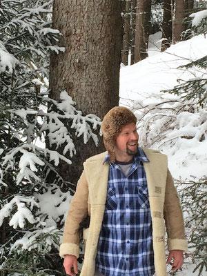 Trapper Walt aus Kanada