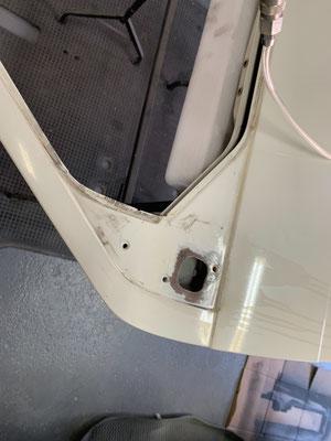 VW T4 Linke Fahrertür