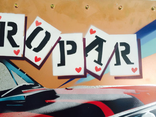 """""""Love Ford 351 GT"""" 