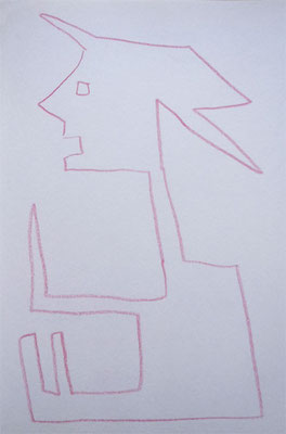 "Artist: Roger Hose | ""Man at Gumlom Falls"" 