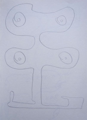 "Artist: Roger Hose | ""Woman Jumping"" 
