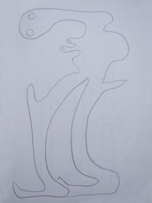 "Artist: Roger Hose | ""Woman at Park"" 