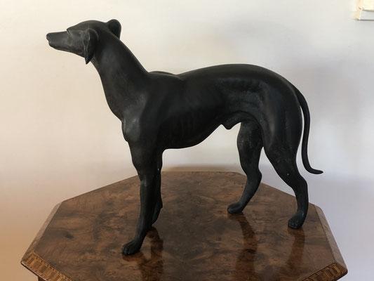Bronze Greyhound (Side View 1)  | H:290 x W:310mm | Price: $960.00