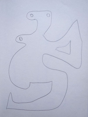 "Artist: Roger Hose | ""Woman With Hands On Hips"" 
