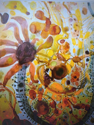 """Artist: John Olsen 