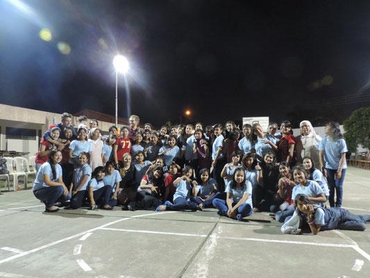 Abschied Freiwillige 09/2015
