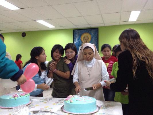 Geburtstag Madre Teo 07/2015